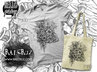 Hello Friday x Rai Cruz T-Shirt