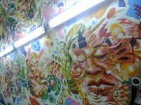 8 Hours - Mural - Legaspi Street - Ayala Ave Underpass