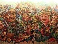 Dela Rosa Car Park Murals